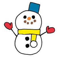 雪だるま.jpgのサムネイル画像のサムネイル画像